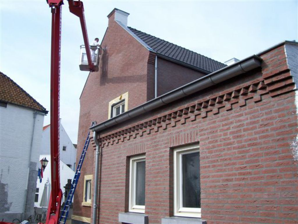 schildersbedrijf, schilder, Henk Verhees, schilderwerken, wandbekleding, projecten,